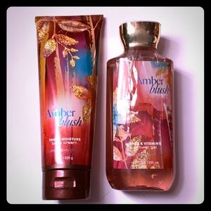 BATH & Body Works Factory Sealed Amber Blush